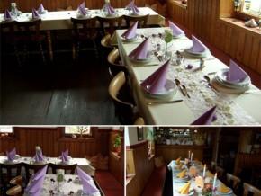 Hochzeitssaal Ohrenbach, Gasthaus, Saal für 60 Personen, Bayern
