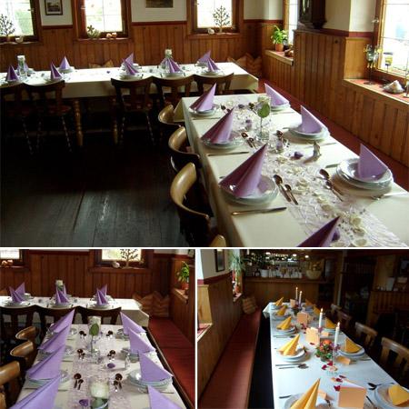 Hochzeitssaal Ohrenbach