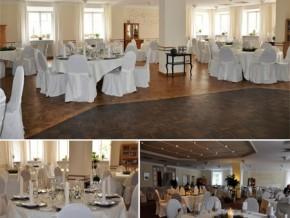 Hochzeitssaal Bad Abbach, Gasthaus, Saal für 200 Personen, Bayern