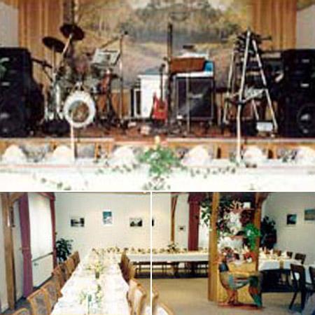 Hochzeitssaal Wanna