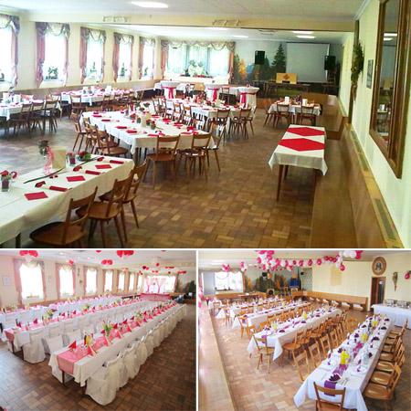Hochzeitssaal Altötting