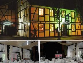 Hochzeitssaal Lohmar, Gasthaus, Saal für 200 Personen, Nordrhein-Westfalen