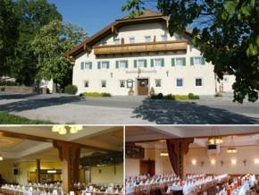 Hochzeitssaal Ainring-Feldkirchen, Gasthaus, Saal für 200 Personen, Bayern