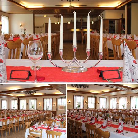 Hochzeitssaal Borken-Marbeck