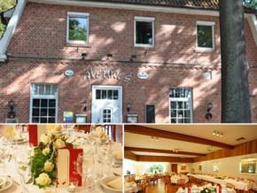 Hochzeitssaal Rheine-Gellendorf, Gasthaus, Saal für 150 Personen, Nordrhein-Westfalen