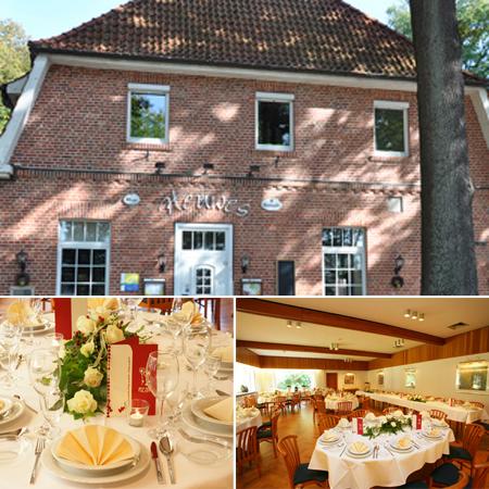 Hochzeitssaal Rheine-Gellendorf