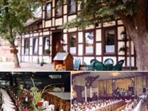 Hochzeitssaal Trebel, Gasthaus, Saal für 150 Personen, Niedersachsen