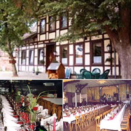 Hochzeitssaal Trebel