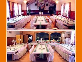 Festsaal Saal für Hochzeiten
