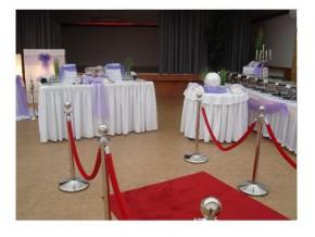 Hochzeit: Empfang & Geschenktisch