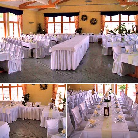 Saal-Hochzeitslocation Gasthaus zur Adelburg