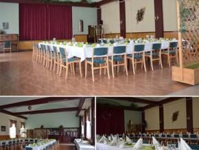 Hochzeitssaal Bad Liebenwerda OT Möglenz, Gasthaus, Saal für 100 Personen, Brandenburg