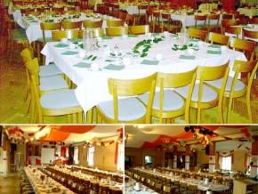 Hochzeitssaal Baddeckenstedt, Gasthaus, Saal für 250 Personen, Niedersachsen