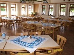 Hochzeitssaal Bernau am Chiemsee, Gasthaus, Saal für 400 Personen, Bayern