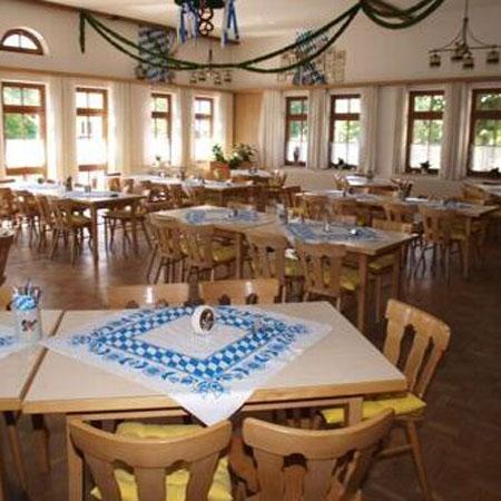 Hochzeitssaal Bernau am Chiemsee