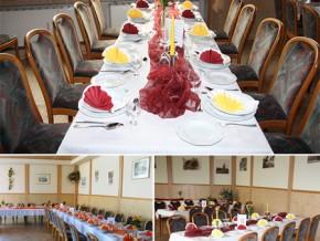 Hochzeitssaal Großenheidorn, Gasthaus, Saal für 100 Personen, Niedersachsen