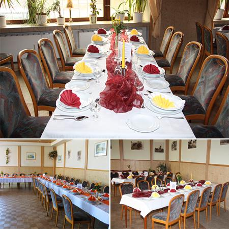 Hochzeitssaal Großenheidorn