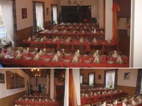 Hochzeitssaal Beckeln, Gasthaus, Saal für 200 Personen, Niedersachsen