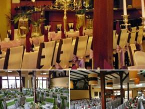 Hochzeitssaal Effelder, Gasthaus, Saal für 130 Personen, Thüringen