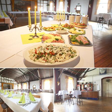 Hochzeitssaal Hessisch Oldendorf