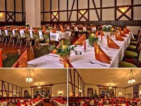 Hochzeitssaal Bad Brückenau - Römershag, Gasthaus, Saal für 150 Personen, Bayern