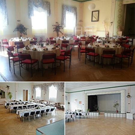 Hochzeitssaal Annaburg