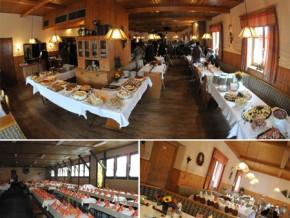Hochzeitssaal Niederwinkling, Gasthaus, Saal für 250 Personen, Bayern