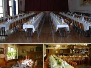 Hochzeitssaal Mandelbachtal, Gasthaus, Saal für 250 Personen, Saarland