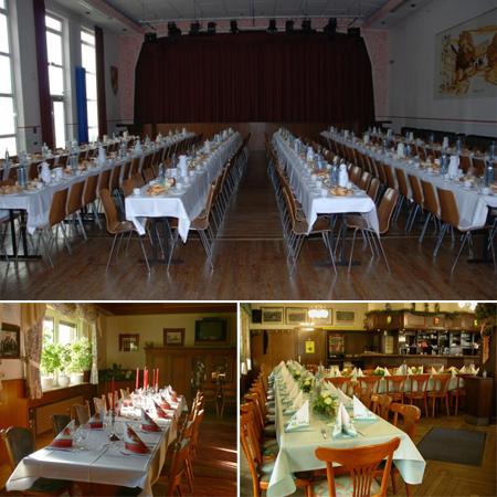 Hochzeitssaal Mandelbachtal
