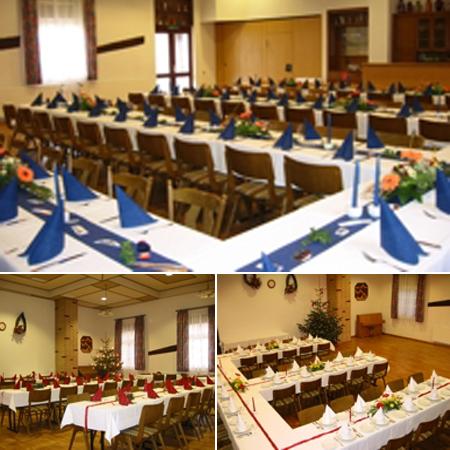 Hochzeitssaal Neu-Eichenberg