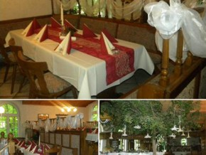 Hochzeitssaal Havelberg, Gasthaus, Saal für 50 Personen, Sachsen-Anhalt