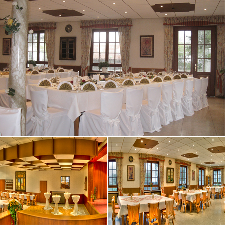 Hochzeitssaal Rastatt-Plittersdorf