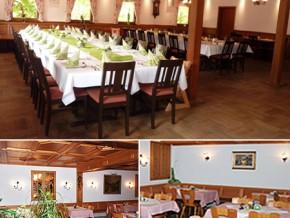 Hochzeitssaal Hausach, Gasthaus, Saal für 50 Personen, Baden-Württemberg