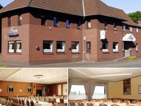 Hochzeitssaal Süstedt-Ochtmannien, Gasthaus, Saal für 300 Personen, Niedersachsen