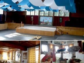Hochzeitssaal Neufraunhofen, Gasthaus, Saal für 300 Personen, Bayern