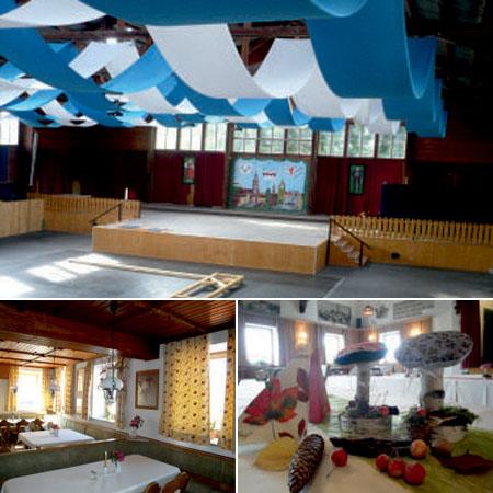 Hochzeitssaal Neufraunhofen