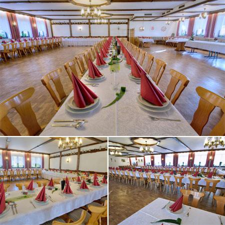 Hochzeitssaal Haundorf, Ortsteil Obererlbach