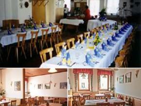 Hochzeitssaal Üchtelhausen-Zell, Gasthaus, Saal für 60 Personen, Bayern