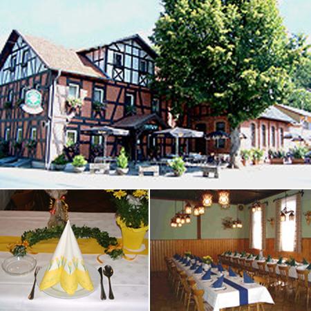 Hochzeitssaal Lautertal