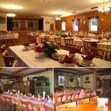 Hochzeitssaal Traunreut / Hörpolding
