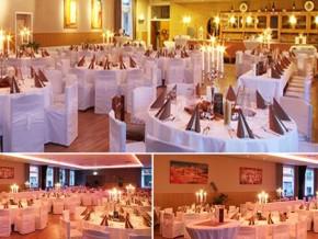 Hochzeitssaal Langlingen Nienhof, Gasthaus, Saal für 250 Personen, Niedersachsen