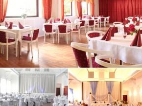 Hochzeitssaal Hasbergen, Gasthof, Saal für 120 Personen, Niedersachsen