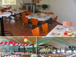 Hochzeitssaal Borgeln, Saal für 1000 Personen, Nordrhein-Westfalen