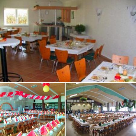 Hochzeitssaal Welver-Borgeln