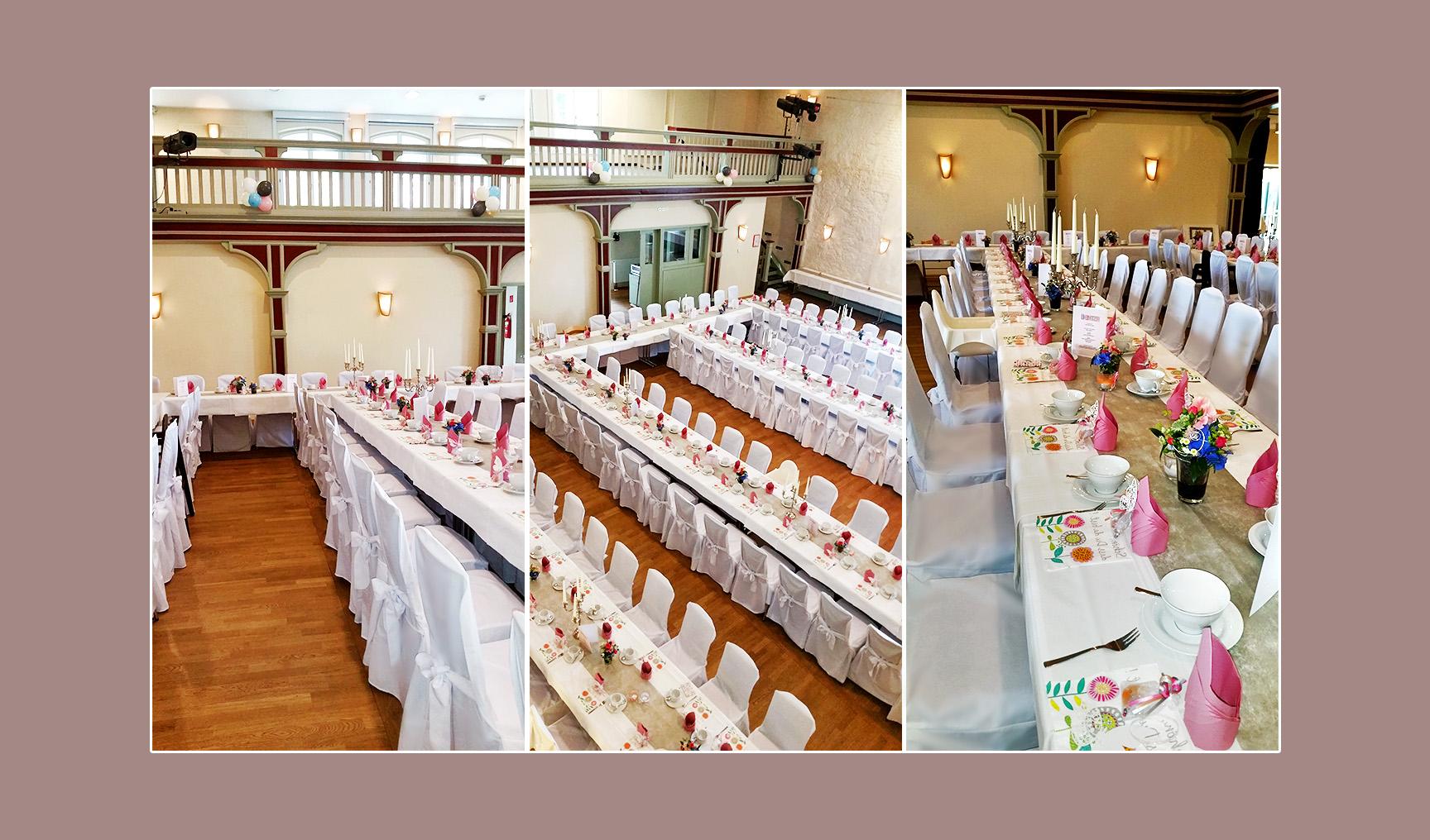 Gasthaus Bergbräu Hochzeitslocation in Arzberg, Oberfranken 200 Personen