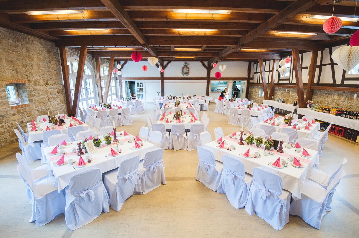 Rustikale Hochzeiten im Bürgerhaus Franksche Scheune Ilshofen