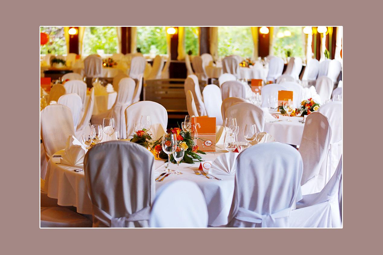 Hochzeits feiern bei Petershagen im Hotel-Restaurant Bad Hiddenserborn mit Tierpark