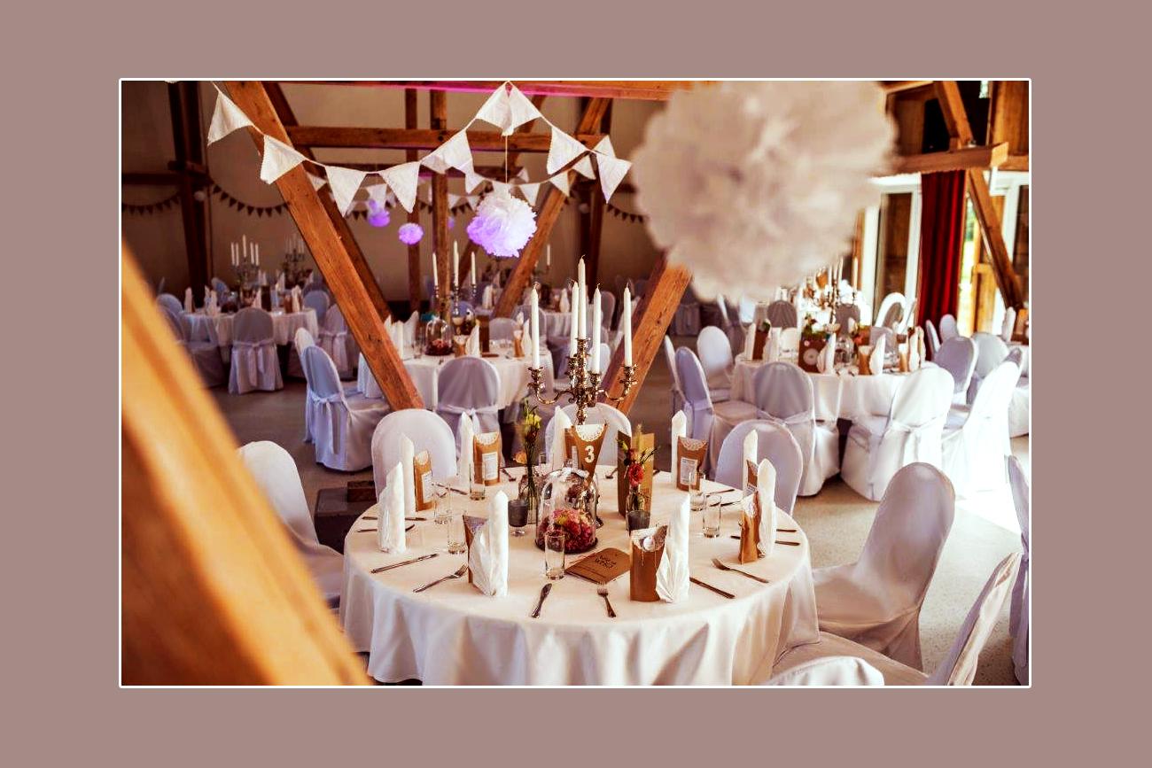 Hochzeitslocation bei Wernershausen, Mihla Eventscheune Gutshof Bahner