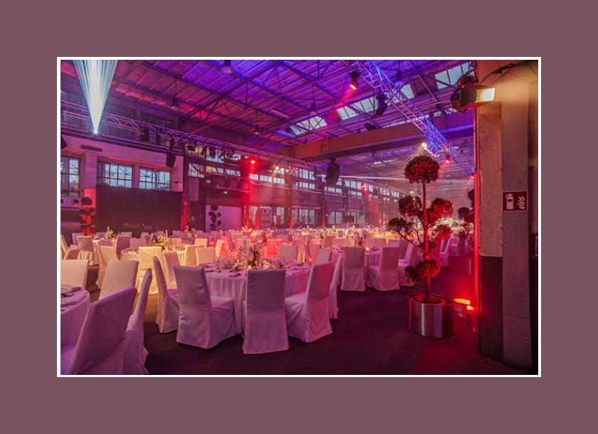 Hochzeitslocation Frankfurt Fredenhagen Offenbach am Main Dietzenbach Hanau 3500 Personen
