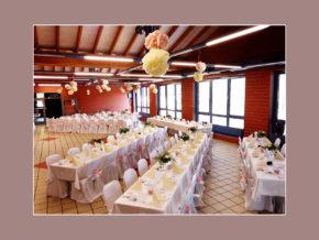 Hochzeitslocation Sinngrundhalle Burgsinn Umgebung Hanau Aschaffenburg